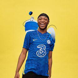 Nike 2021-22 Chelsea home shirt