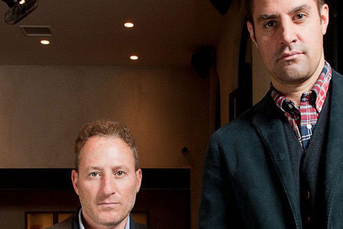 Boka Group's Rob Katz & Kevin Boehm