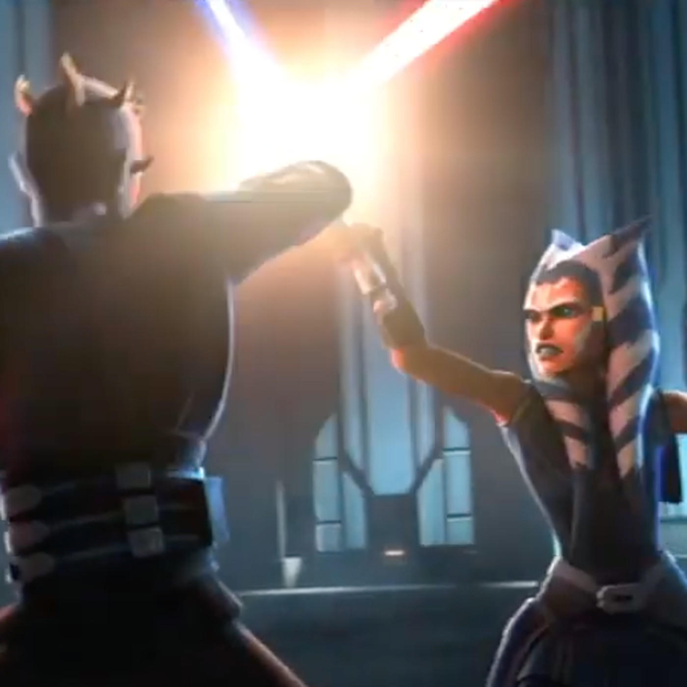 Star Wars: The Clone Wars season 7 trailer: Ahsoka & Anakin