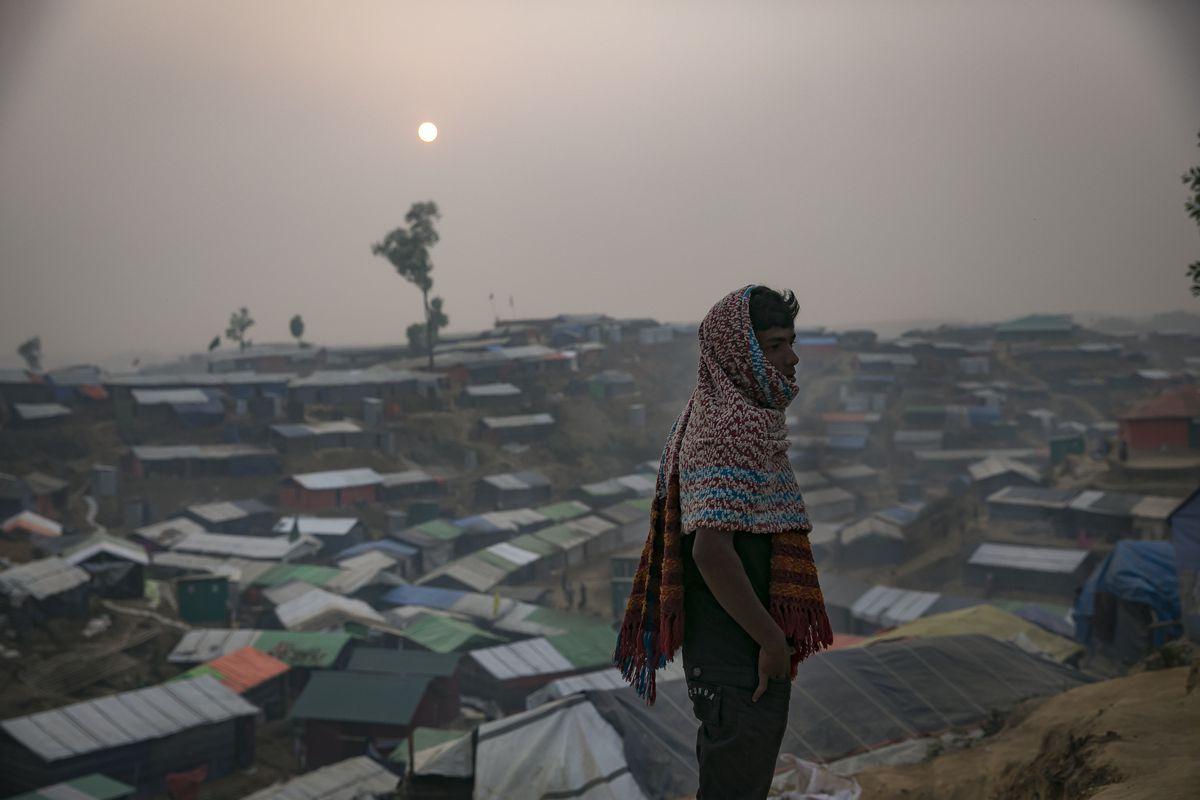 Rohingya Muslims Trapped In Limbo At Bangladesh's Refugee Camps