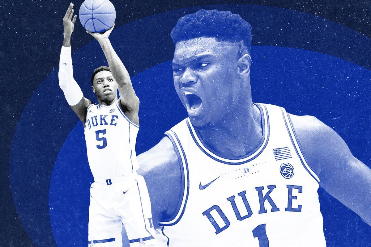 best service b3648 de69b Duke Doesn't Need R.J. Barrett's Heroics. It Needs Him to ...