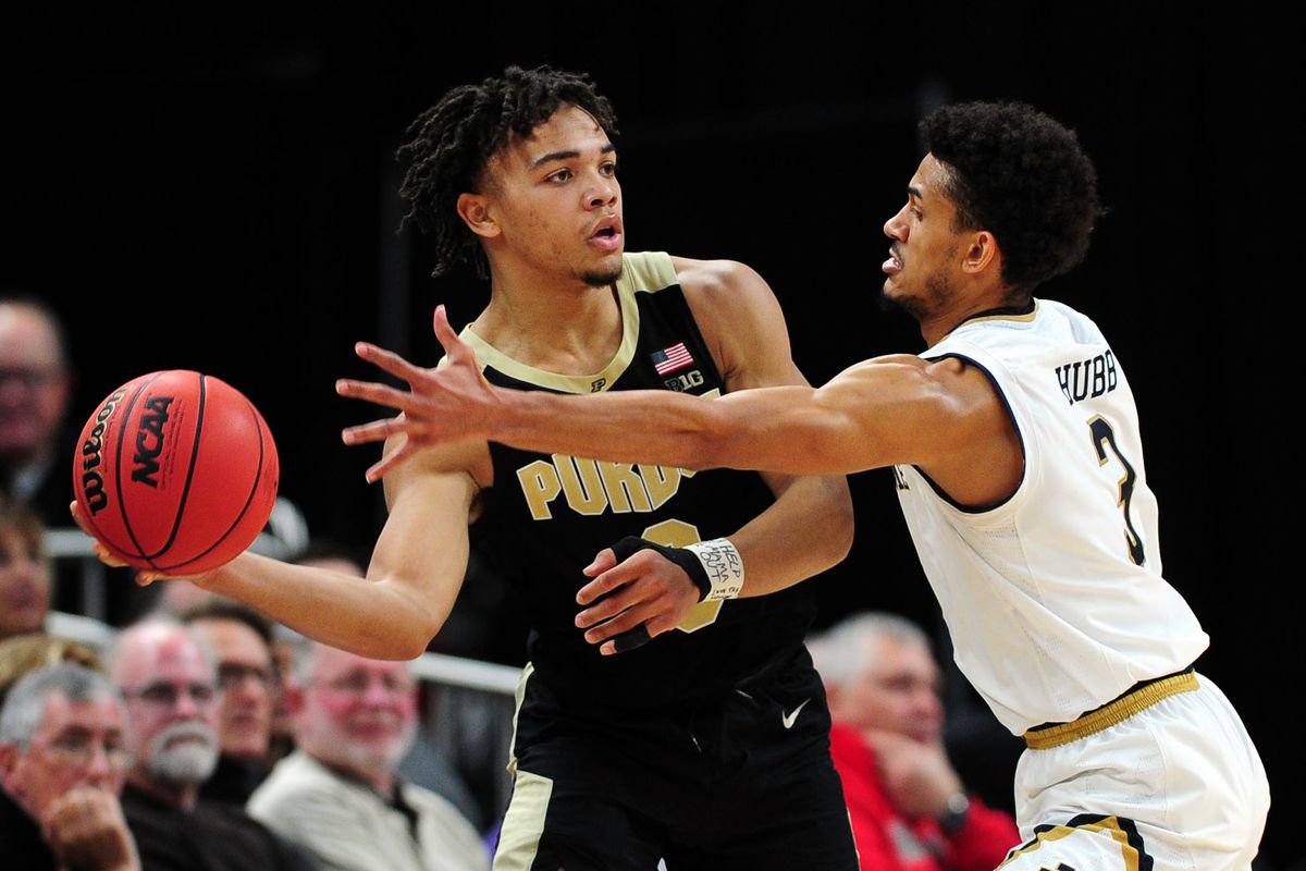 NCAA Basketball: Crossroads Classic-Notre Dame at Purdue