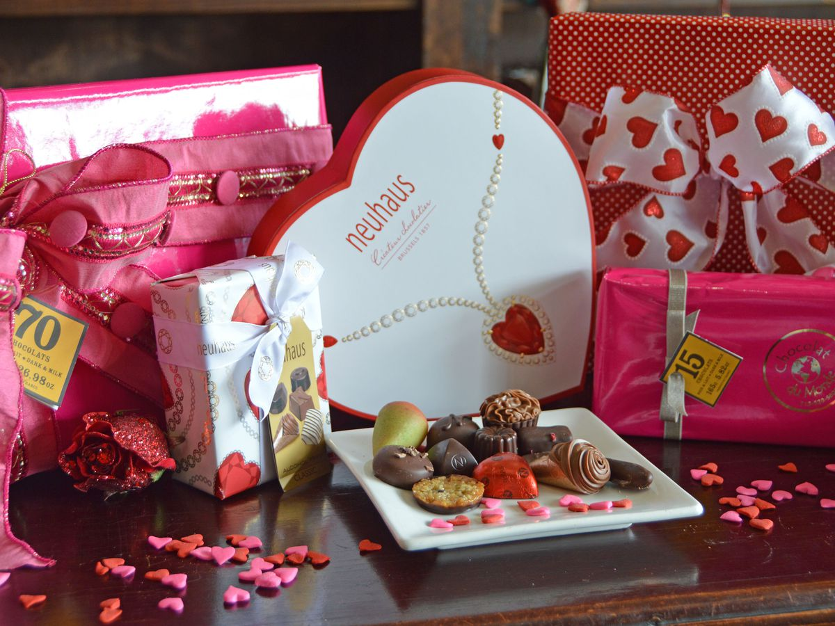 5 Places to Stock Up on Valentine's Day Chocolates