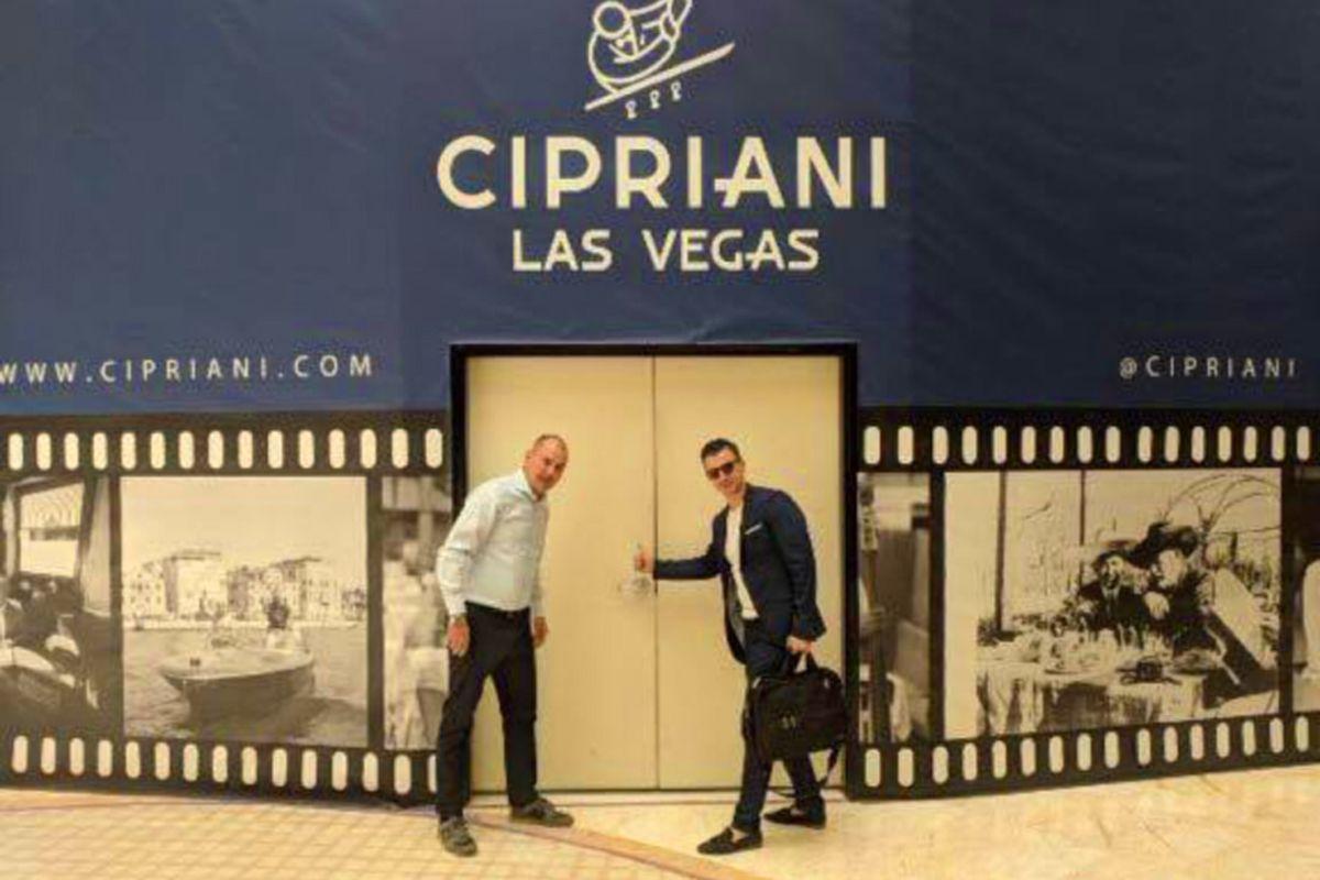 Cipriani Las Vegas