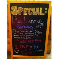 """<a href=""""http://eater.com/archives/2011/05/02/restaurants-celebate-bin-ladens-death-with-drink-specials.php"""" rel=""""nofollow"""">Restaurants and Bars Celebrate Osama Bin Laden's Death by Offering Drink Specials</a><br />"""