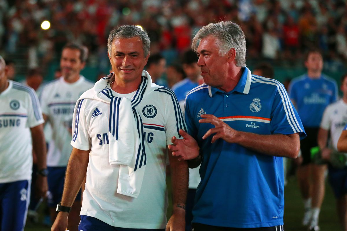 Soccer : International Champions Cup - Real Madrid v Chelsea
