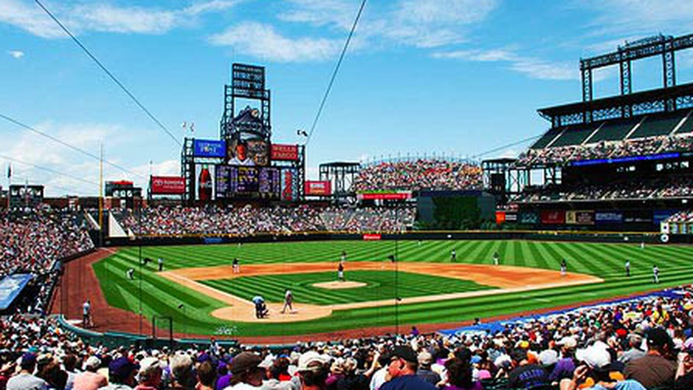 Where to Eat at Coors Field, Home of The Rockies - Eater Denver