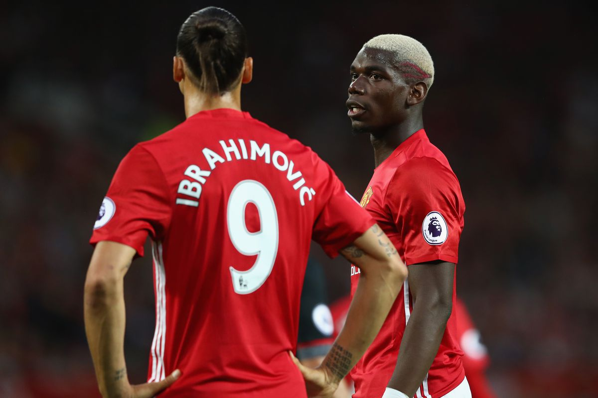 Will you be captaining Zlatan or Pogba today?