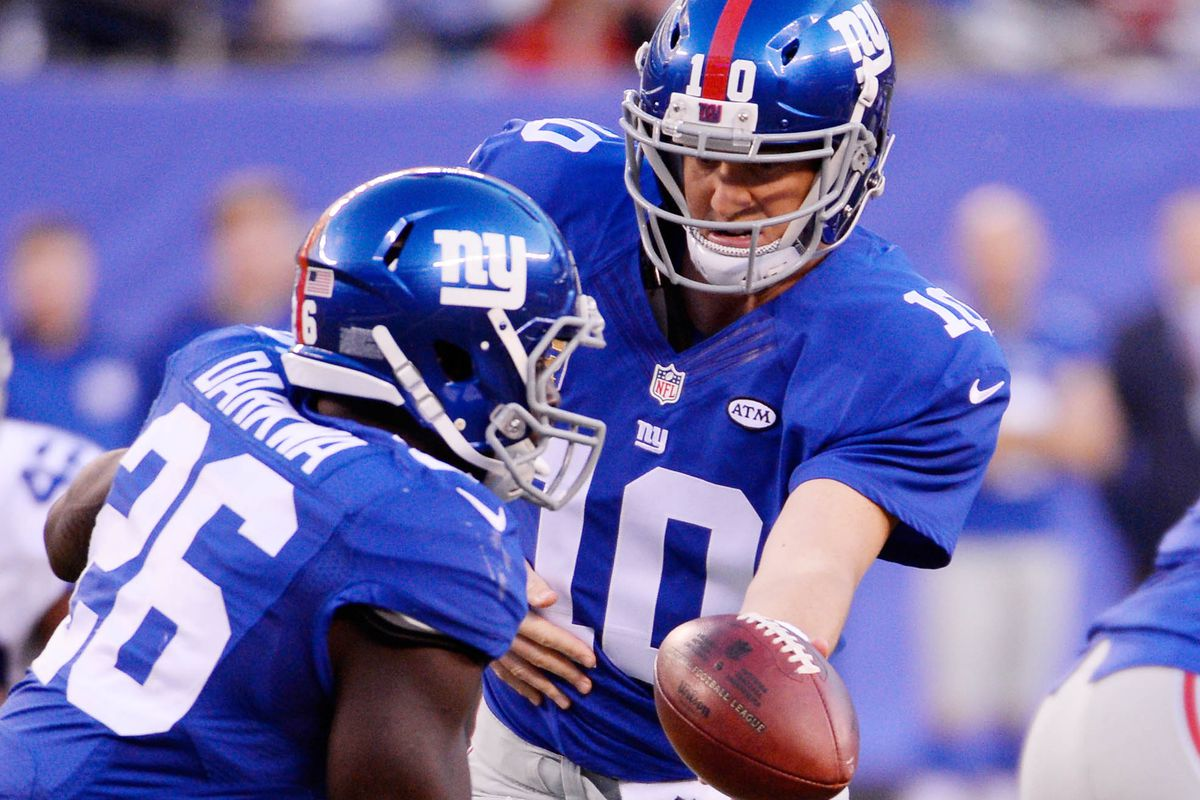 New York Giants Unofficial Depth Chart As 2016 Season Is Set To