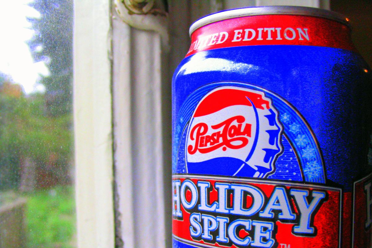 Remembering Pepsi Holiday Spice, the Winter Tradition That
