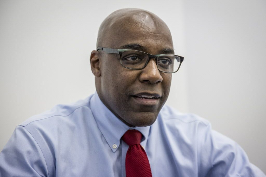 Illinois Attorney General Kwame Raoul.