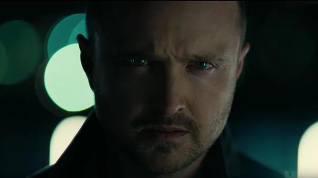 Aaron Paul closeup in Westworld Season 3