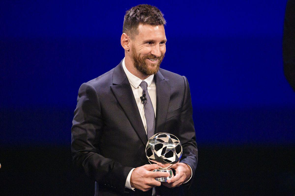 Lionel Messi - UEFA European Club Football Season Kick-Off 2019-20 - UEFA Champions League Draw