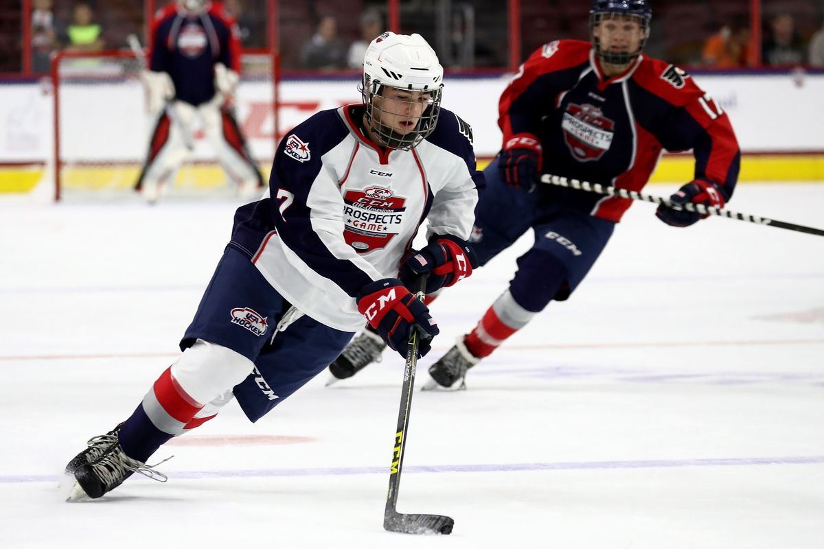 CCM/USA Hockey All-American Prospects Game