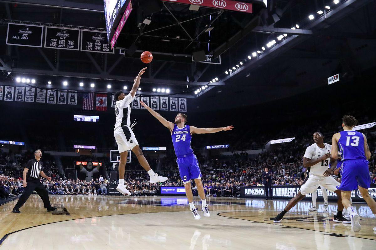 NCAA Basketball: Creighton at Providence