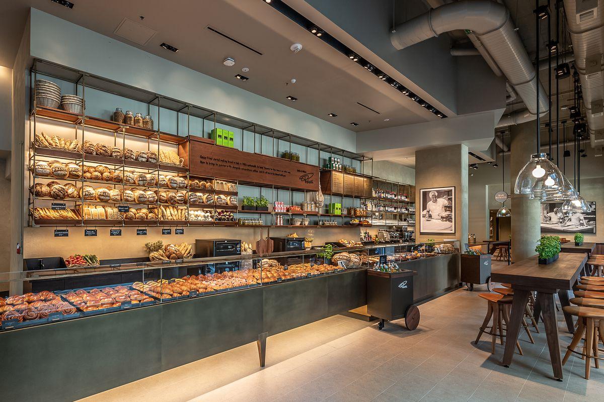 Starbucks Opens First Of Many Fancy Standalone Italian