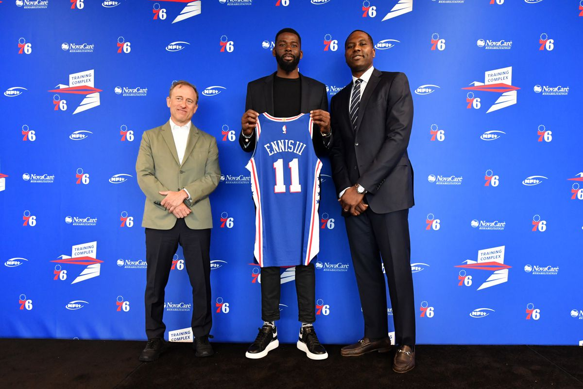 Sixers Intrasquad Fantasy Draft: Tenth Pick