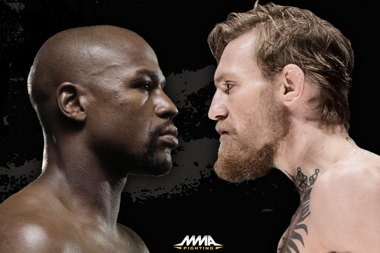 The trash talking history between Conor McGregor and Floyd Mayweather