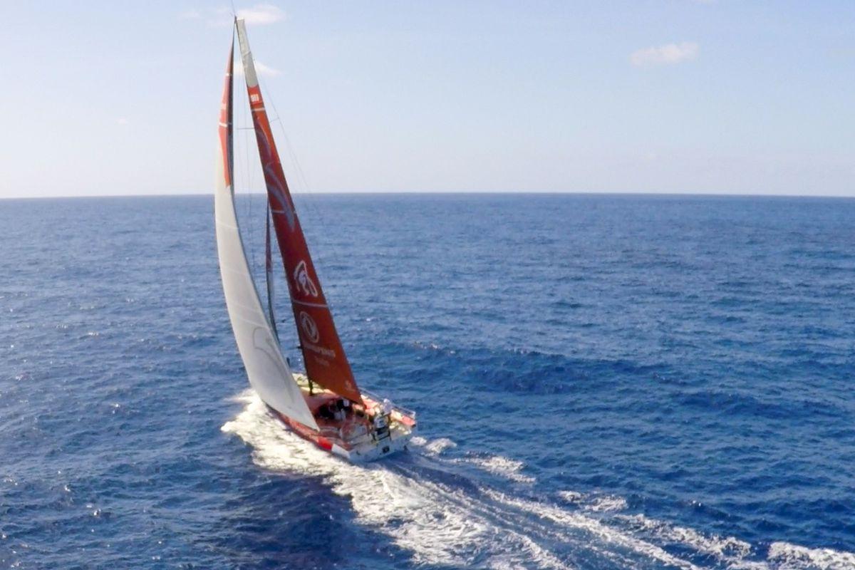 Volvo Ocean Race 2014-2015 - Leg 6