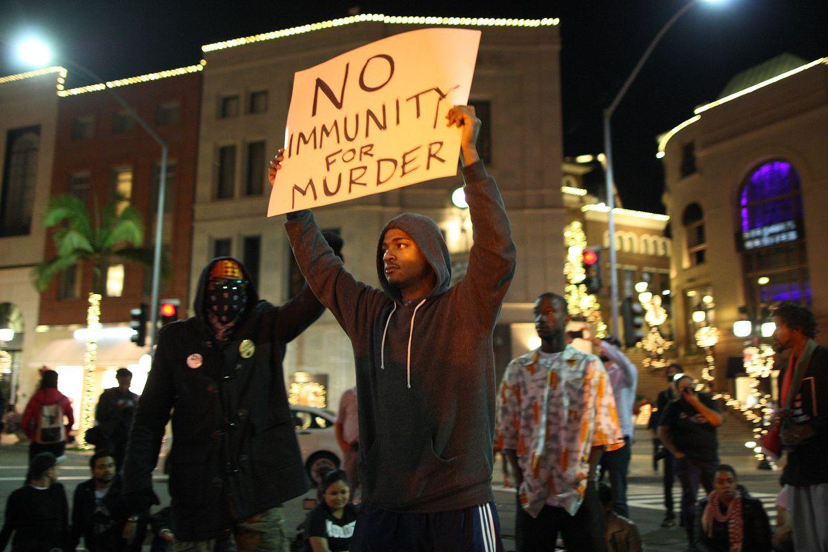 LA Protesters