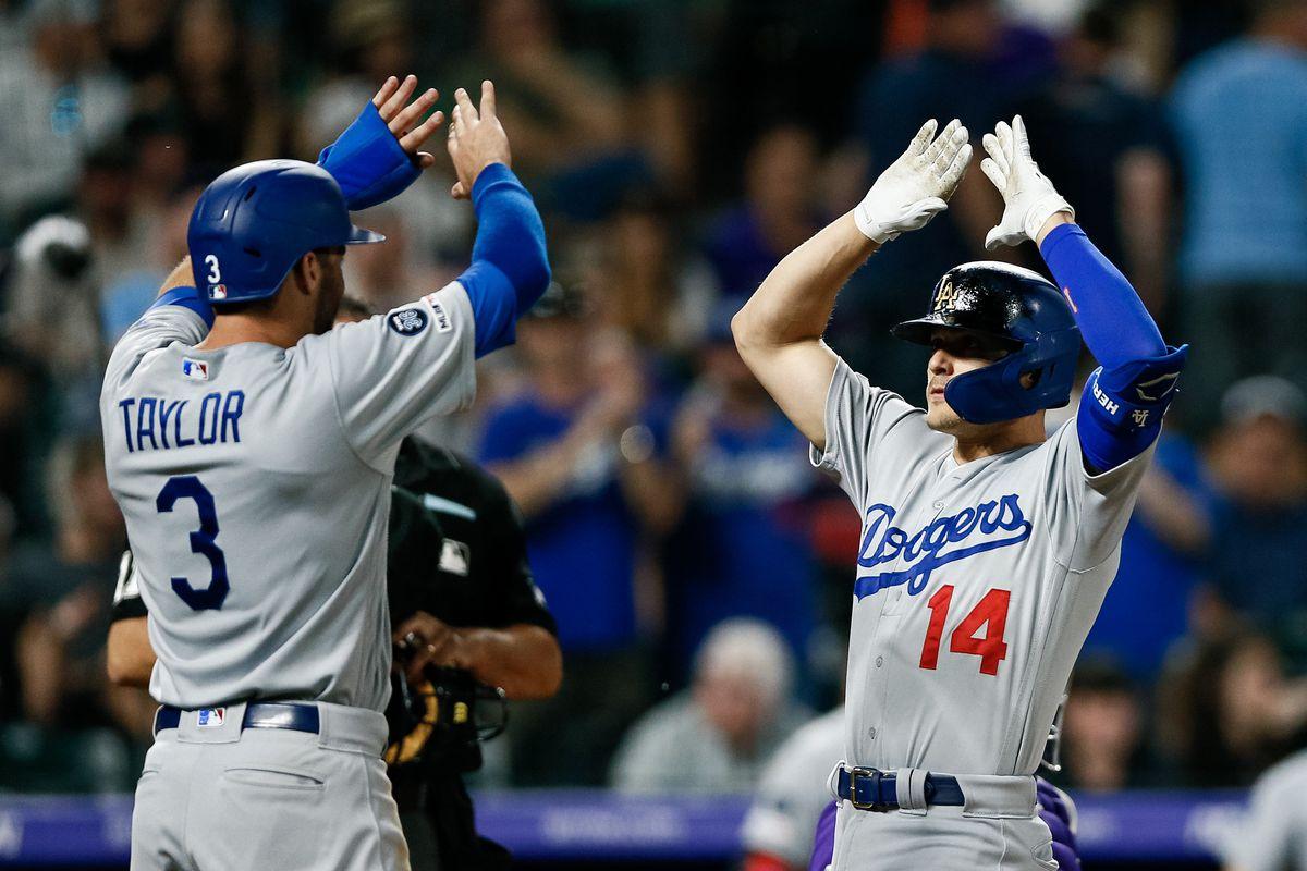 Dodgers make number of roster moves