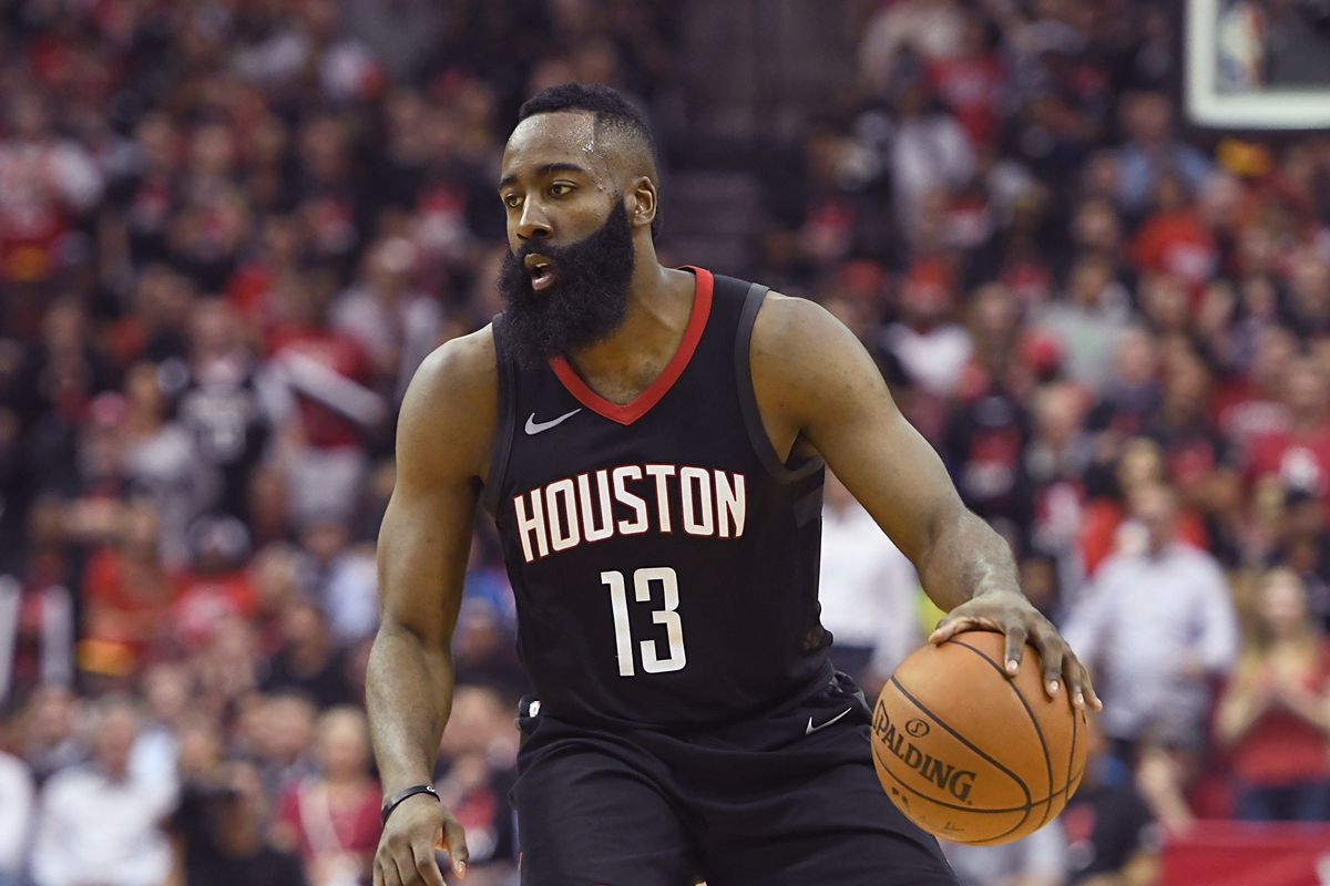 9710cb27e2d Rockets vs. Warriors 2018 odds: Houston a small NBA betting favorite at  home for Game 1