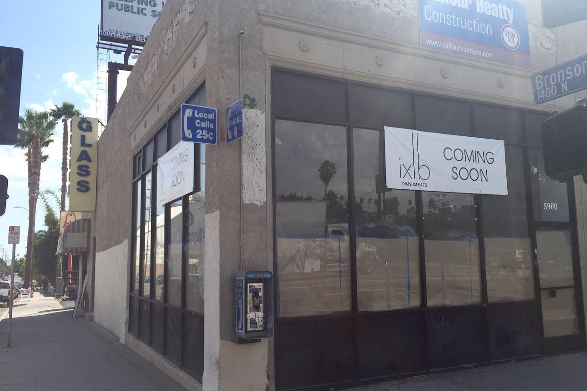IXLB, Hollywood