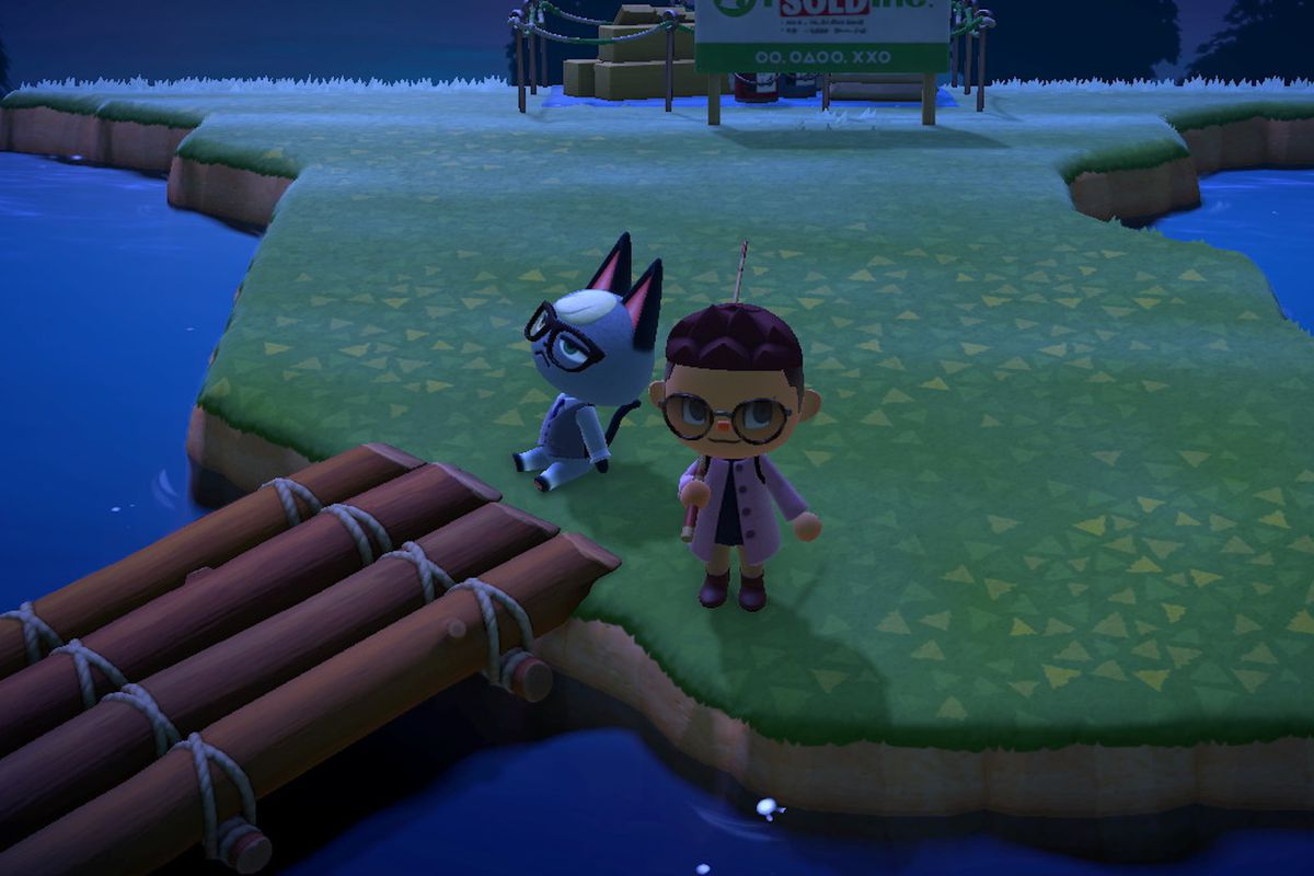 Animal Crossing New Horizons Villagers Are Fun To Watch Late At