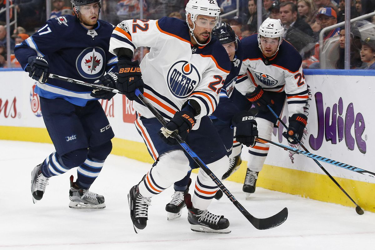 dc56896d739 Perry Nelson-USA TODAY Sports. When the Oilers signed Chris Kelly ...