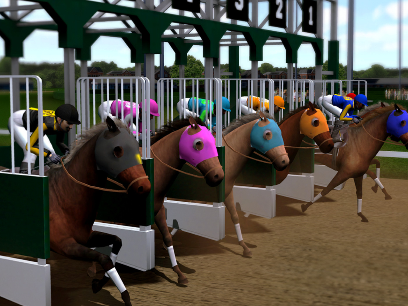 A Madden Designer Makes A Big Bet On The Kentucky Derby With His Latest Game Polygon