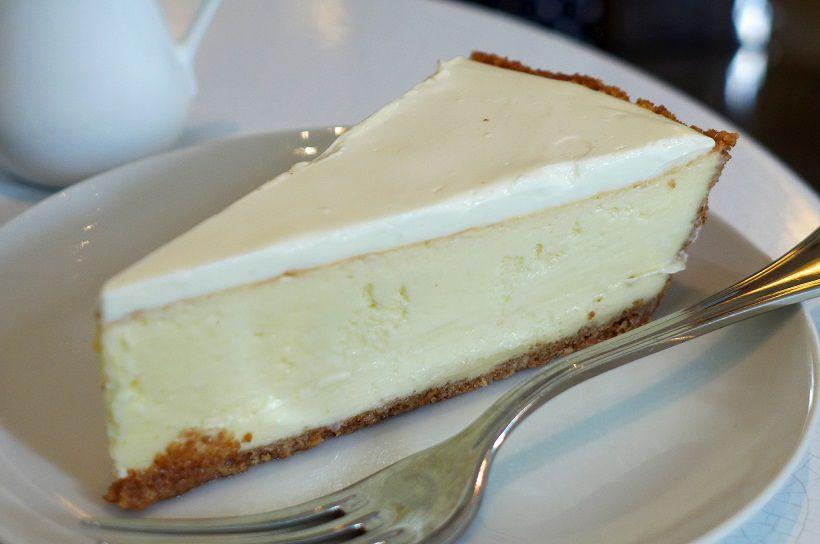 Lady M cheesecake