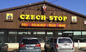 Christmas - Czech stop