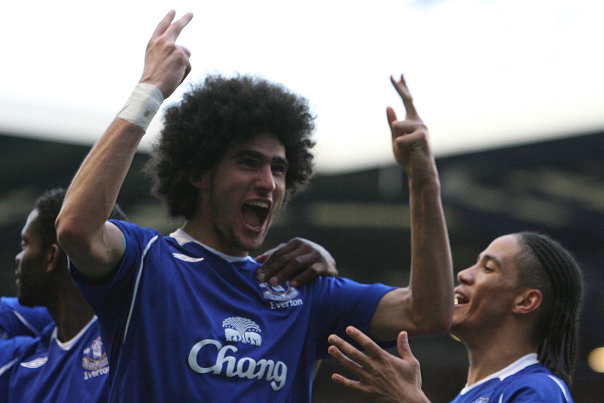 Soccer - FA Cup - Sixth Round - Everton v Middlesbrough - Goodison Park