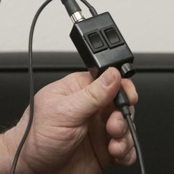Officials at Multi-Voice in Provo talk Tuesday, Jan. 13, 2015, about a new technology that allows multiple users to communicate via walkie-talkie.