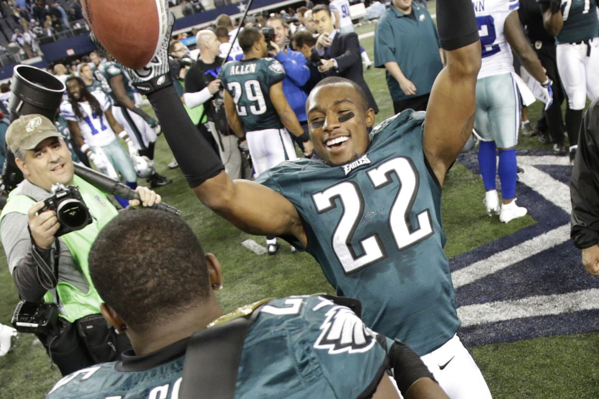 Brandon Boykins and the Eagles are playoff-bound