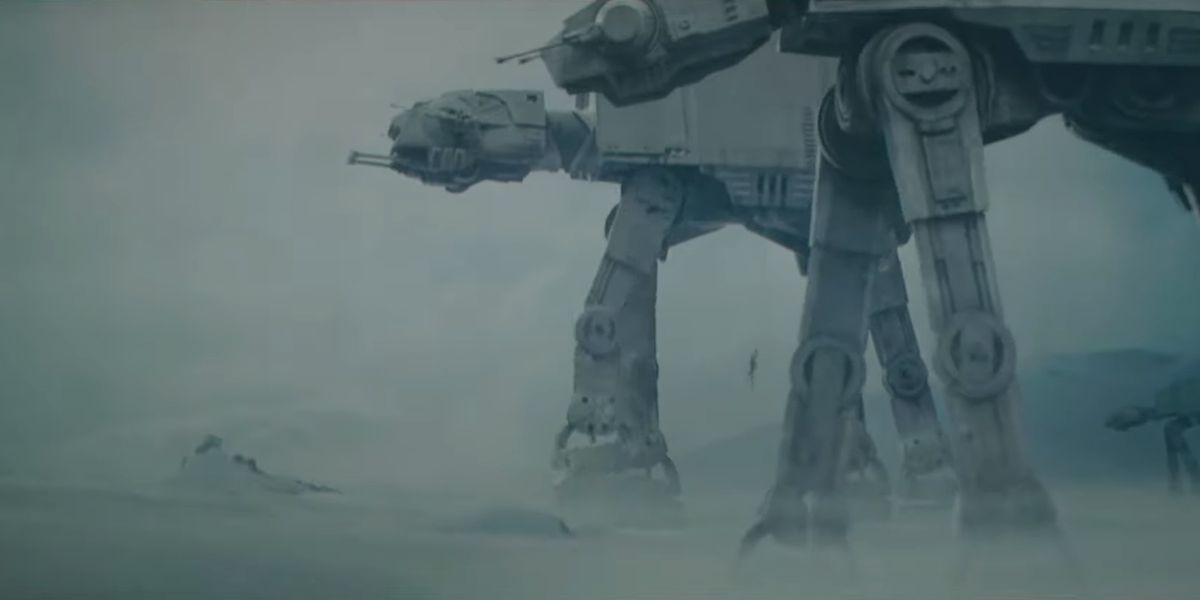 The Star Wars SFX team thinks you won't spot the difference between models and CGI