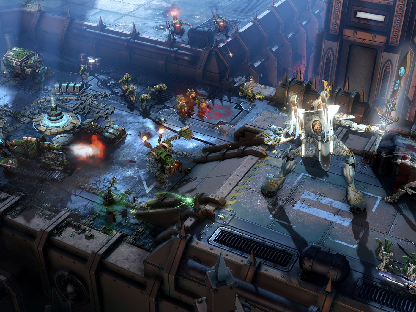 Warhammer 40k dawn of war 2 cheat engine skill points