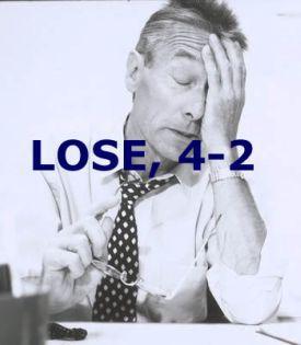 LOSE, 4-2