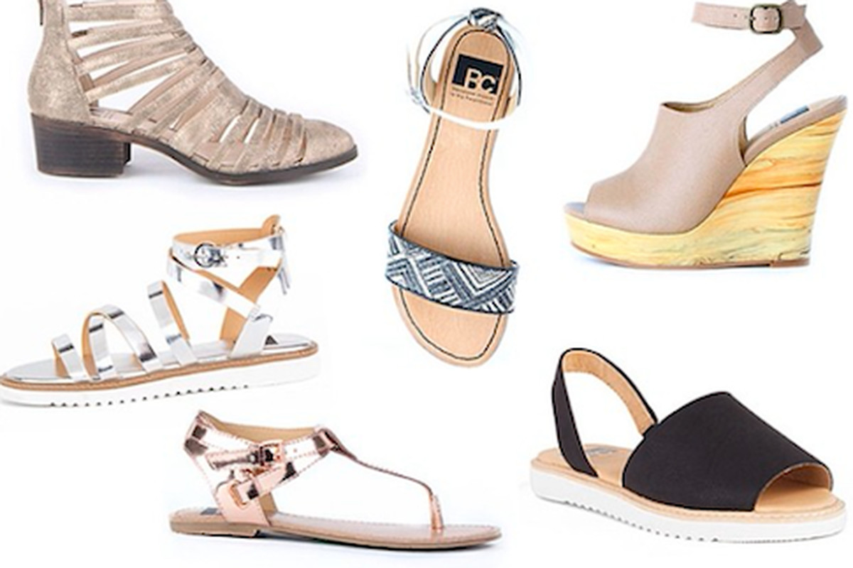 """BC Footwear's spring styles; Image via Instagram/<a href=""""http://instagram.com/bcfootwear"""">@bcfootwear</a>"""