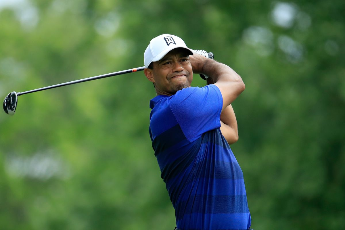 memorial tournament 2018  tee times  pairings for tiger