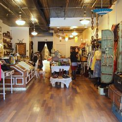 """Liz Burt <a href=""""http://philly.racked.com/archives/2013/10/18/franklin-square-closing-in-old-city-goodbye-letter-from-owner-liz-burt.php"""">shuttered</a> her three-year-old Old City boutique in October to deal with an illness in the family."""