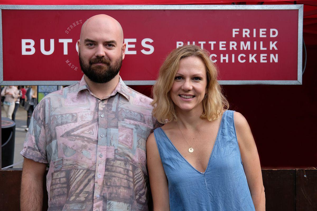 Garrett & Emer Fitzgerald of Butchies