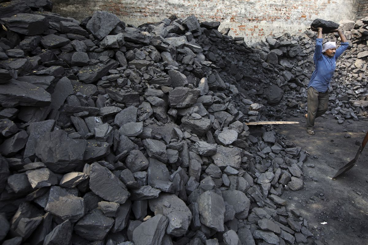 Images From A Coal Wholesaler As Modi Seeks To End 40 Year Government Monopoly On Mining And Selling Coal