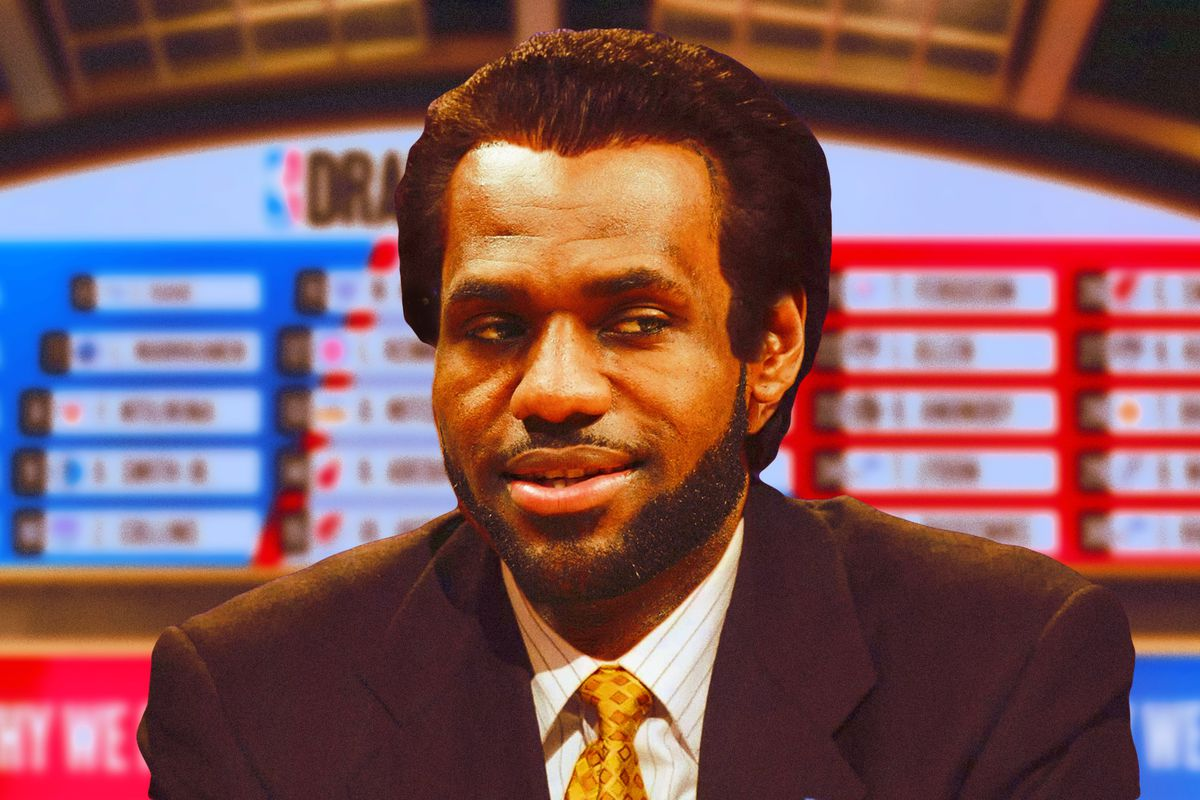 A Brief History of LeBron James's Draft Takes