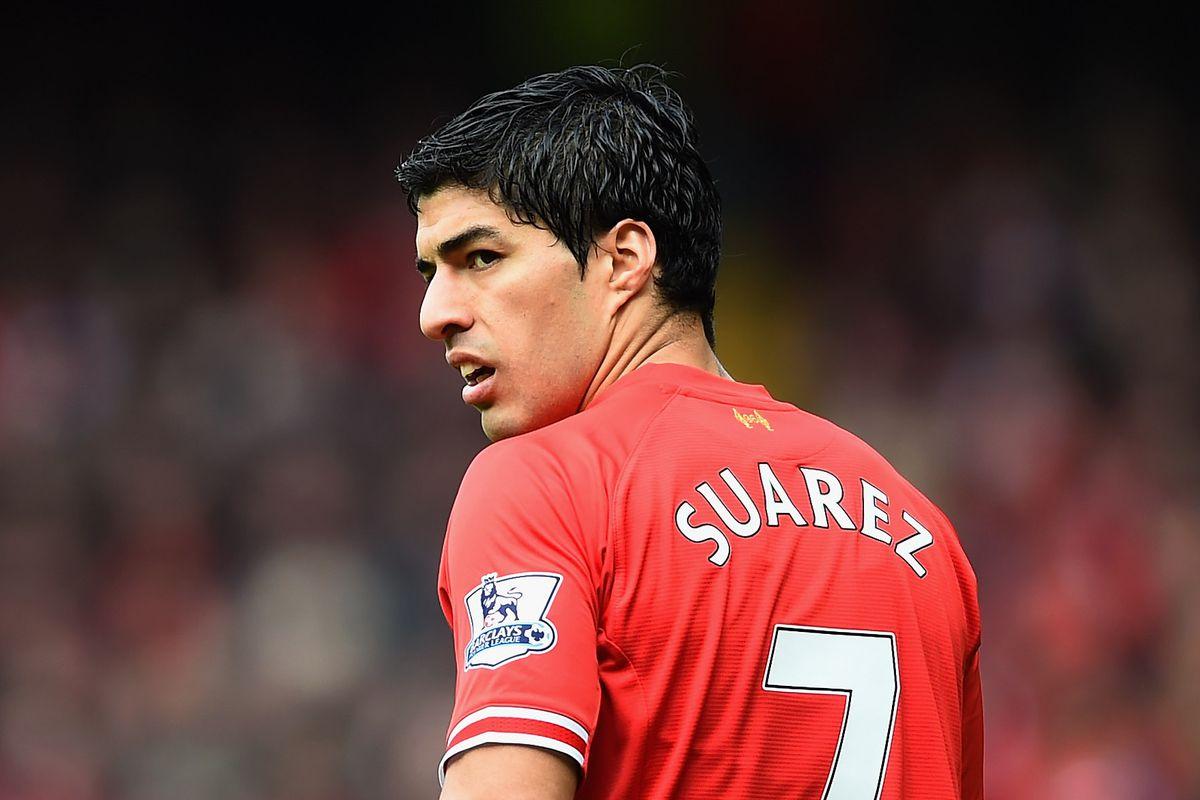 """Luis Suarez Reminisces About """"Dream"""" Liverpool Move The"""
