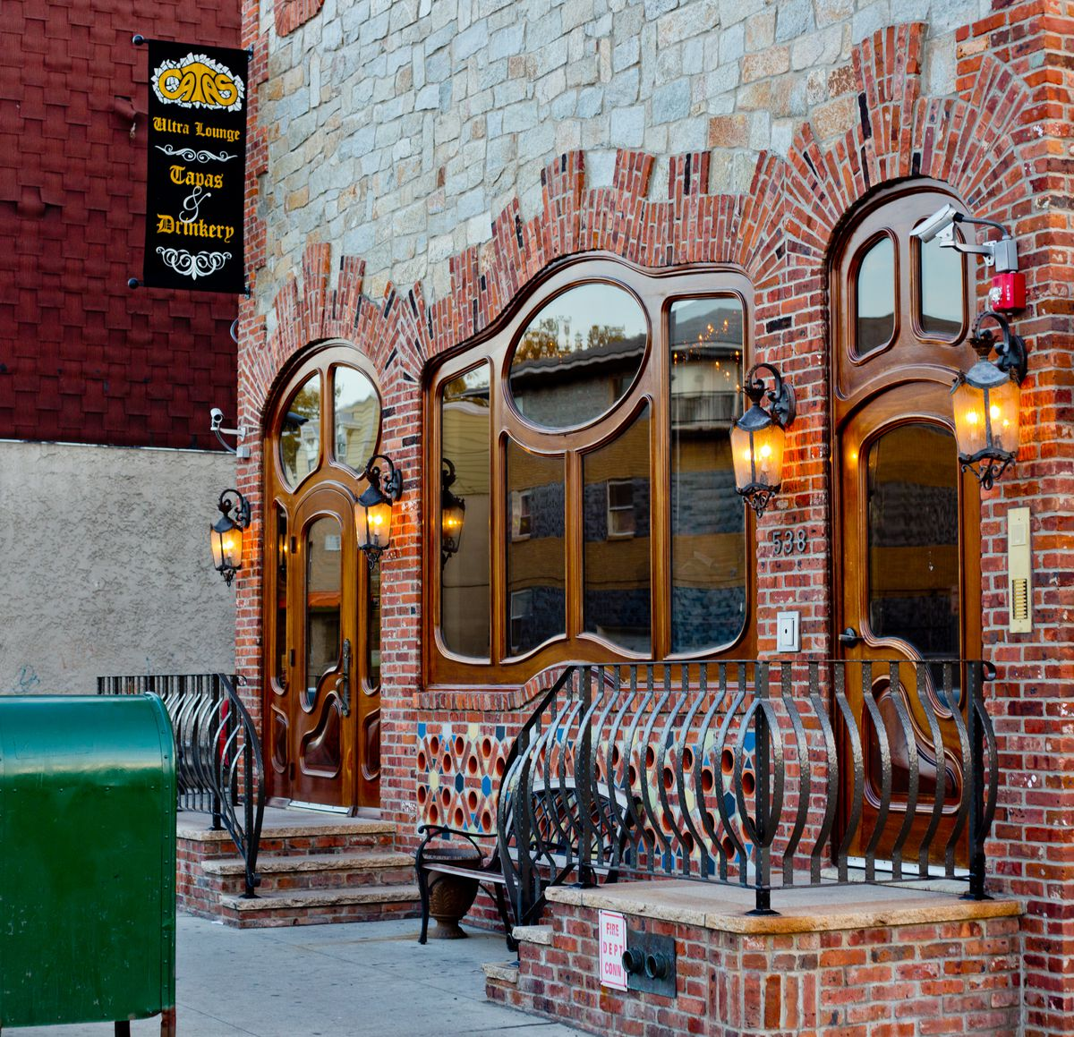 Catas Restaurant Is A Relatively New Eatery On Market Street That S Slightly Removed From The Main Drag Iberian Inspired Etizers Like Pequillo
