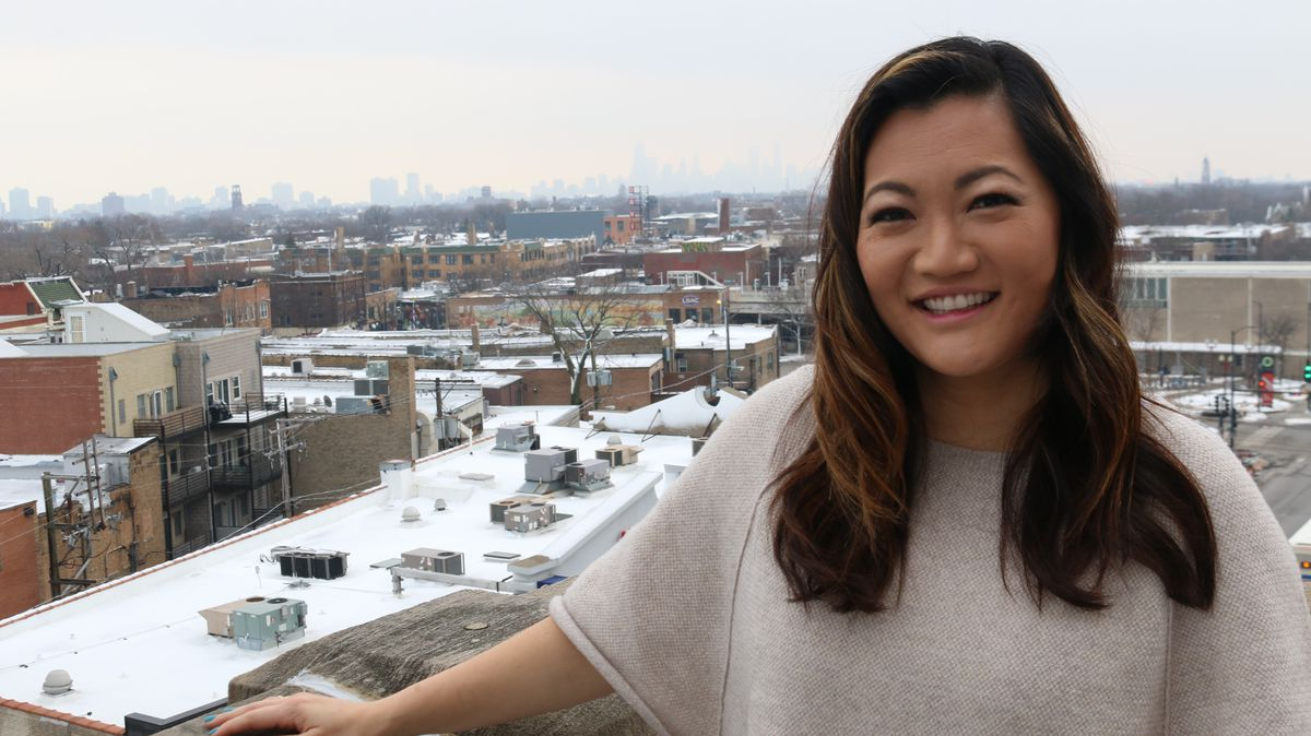 Ji Suk Yi explores the Lincoln Square neighborhood in this episode of the The Grid. | Brian Rich/ Sun-Times