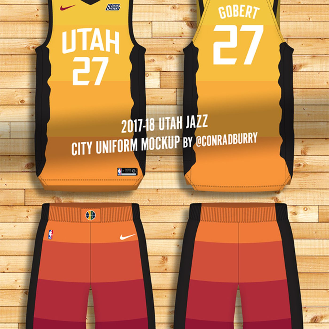 These new Nike jerseys are...something - Denver Stiffs c79d1d518ad3