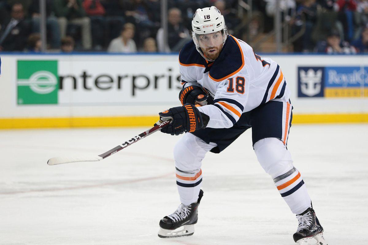 NHL: Edmonton Oilers at New York Rangers