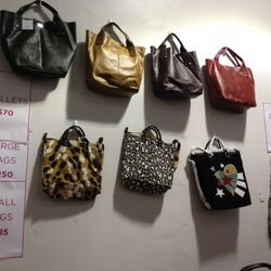 Bags and prices